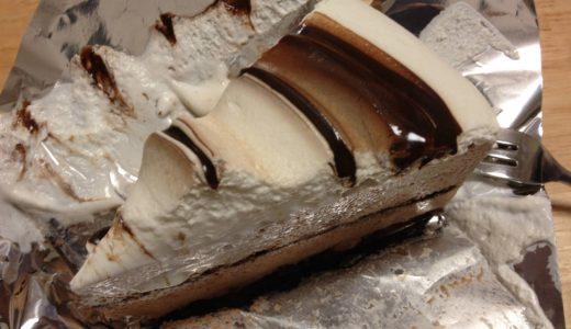 『HARBS』のケーキ「チョコレートムース」が大人の味で美味しかった!