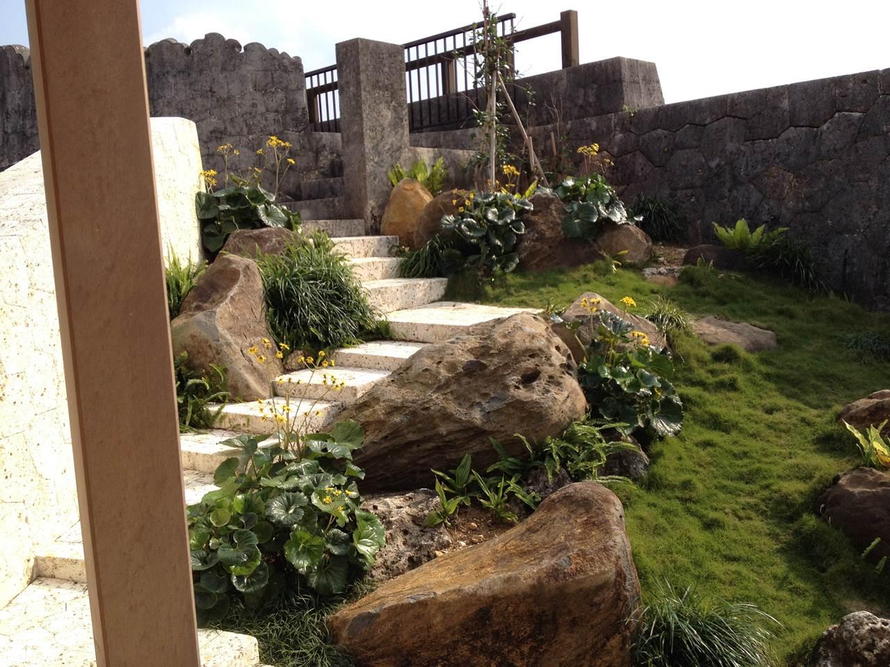 奥書院の庭