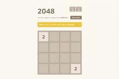 スマホやPCで遊べるゲーム「2048」は暇つぶしにぴったりですよ!