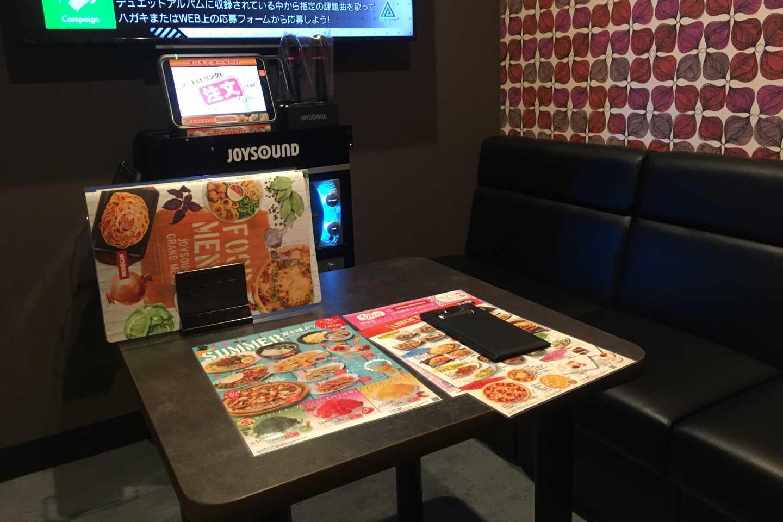 ジョイサウンド仙台一番町店の室内1