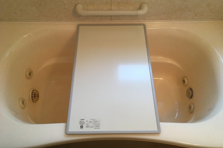 オーエ「組合せ風呂ふた」1枚の画像